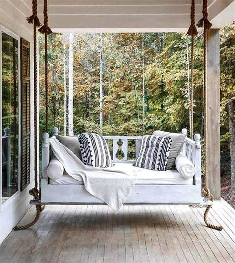 marvelous porch swing designs  spring enjoyment