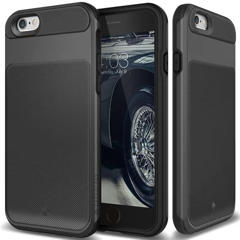 Caseology Rugged Armor For Samsung S6 iphone 6s s7 s7edg caseology vault series slim design rugged protective armor cover