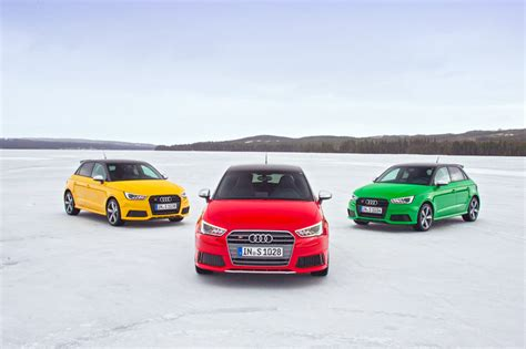 designboom audi on the rally tracks of a legend the new audi s1 and s1