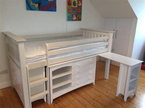 Cameo Bunk Bed Julian Bowen Cameo Sleep Station For Sale In Swords Dublin From Pmandublin