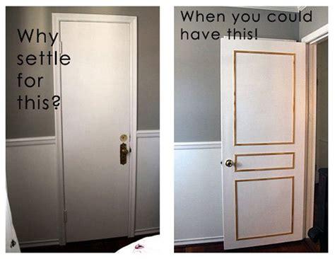 Door Molding Kits by The Original Easy Door Molding Kits