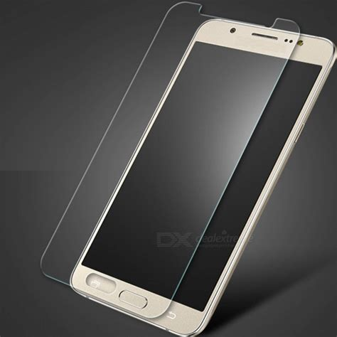 Tempered Glass Screen Protector Guard Samsung J5 2016 J72016 dazzle colour tempered glass screen protector for samsung