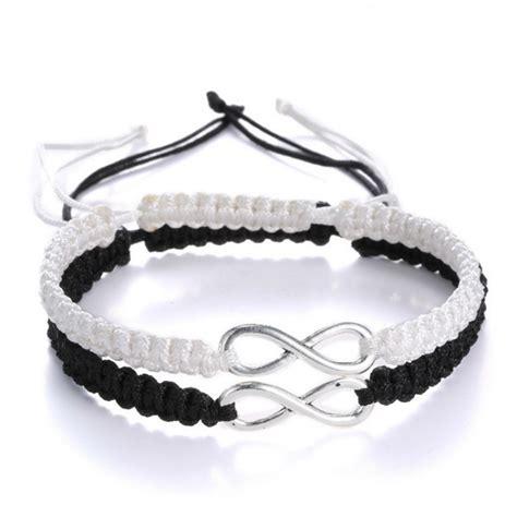 Handmade Infinity Bracelet - infinity friendship handmade bracelet set