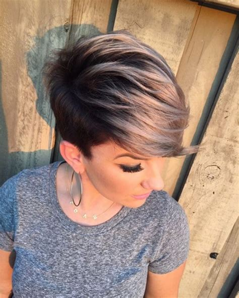 cute haircuts and color 30 stylish short hairstyles for girls and women curly