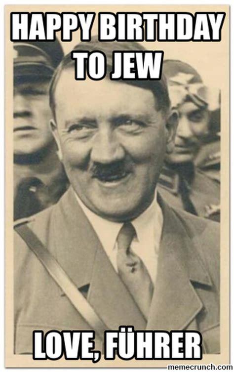 Happy Birthday To Me Meme - happy birthday meme hitler