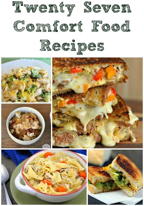 27 comfort food recipes suburban kitchen
