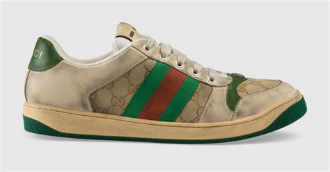 gucci   sell dirty trainers