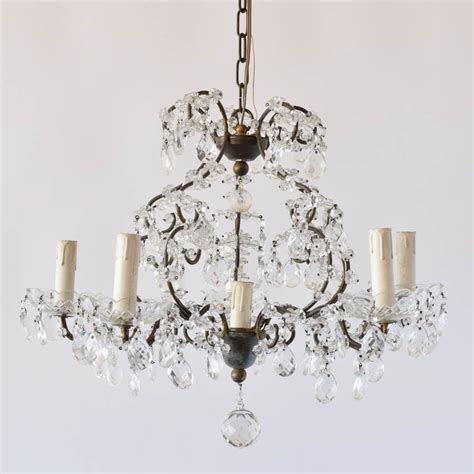 Chandelier Atlanta Italian Iron Beaded Frame Chandelier The Big Chandelier