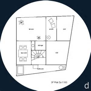 Floor Plans For Small Houses stories of houses house in a plum grove tokyo by