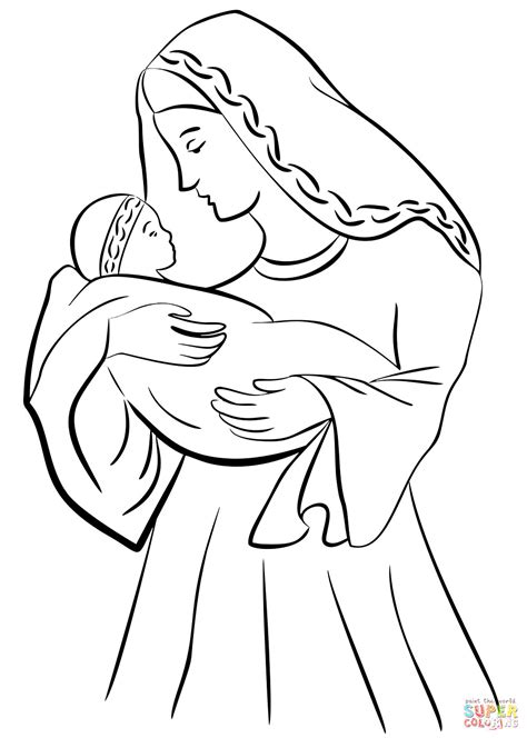 free christian coloring pages for young and old children