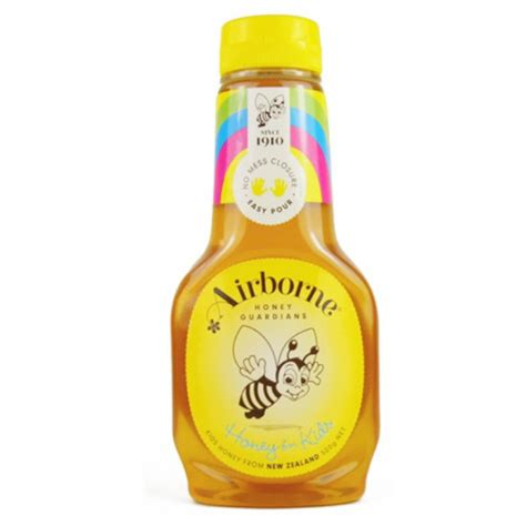 Airborne Honey Guardian Rewarewa 500g airborne honey for 500g