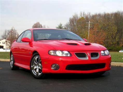 2005 Pontiac Gto Wheels by Buy Used 2005 Pontiac Gto 6 0l 6 Spd Manual Chrome
