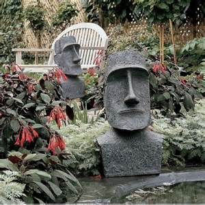 modern garden sculptures and statues interior decorating