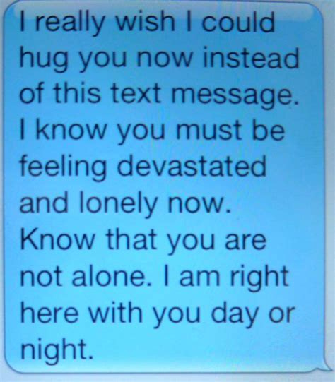 comforting things to say to a girl how to comfort a friend via text message hubpages