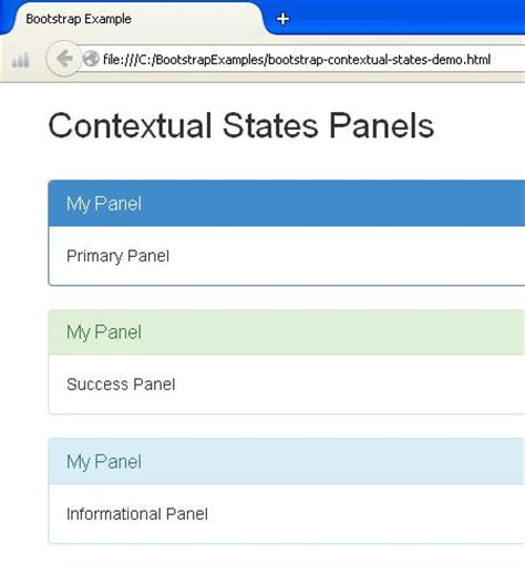 bootstrap tutorial panel bootstrap table heading phpsourcecode net