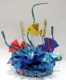 centerpieces for the sea theme sea dreams centerpiece