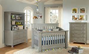 Gray Nursery Furniture Sets Everything Spice Crib In Vintage Grey Traditional Cribs Other Metro By Baby S