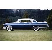 1956 Chrysler Imperial Southampton Four Door Hardtop
