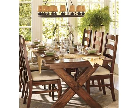 picnic table dining room absolutely love the table design inspiration pinterest