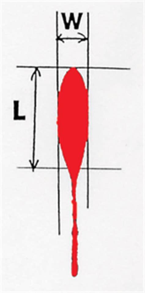 bloodstain pattern analysis education requirements daisy buchanan rph