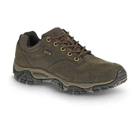 mens waterproof sneakers merrell s pulsate waterproof hiking shoes shoes ideas