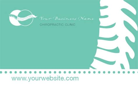 design online chiropractic business cards online print templates printing com