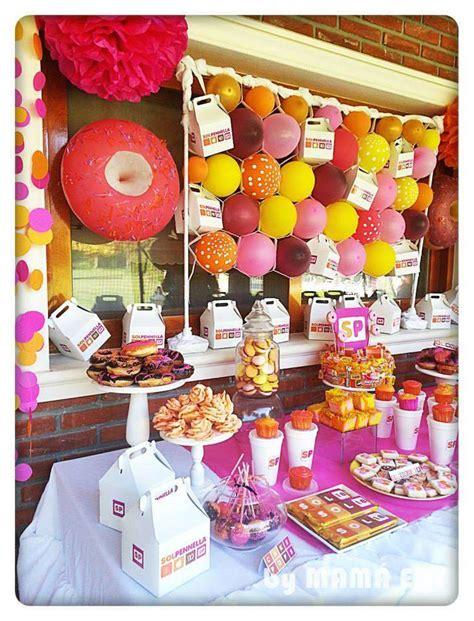 dunkin donuts birthday ideas photo 4 of 62