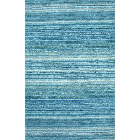 Baby Blue Area Rug Nuloom Gabriela Baby Blue 5 Ft X 8 Ft Area Rug Bhbc55d 508 The Home Depot