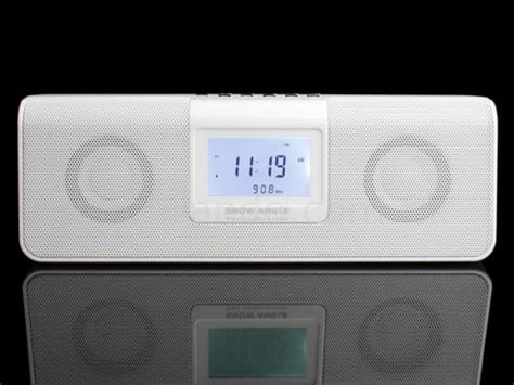 Mp3 Alarm Clock 1 6 by Up To Your Favourite Tunes With This Mp3 Player Alarm Clock