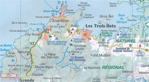 michelin zoom martinique map 138 michelin zoom map books 138 martinique carte routi 232 re michelin nostromoweb