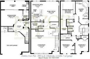 3 story house floor plans story house floor plans and trieste at boca raton florida