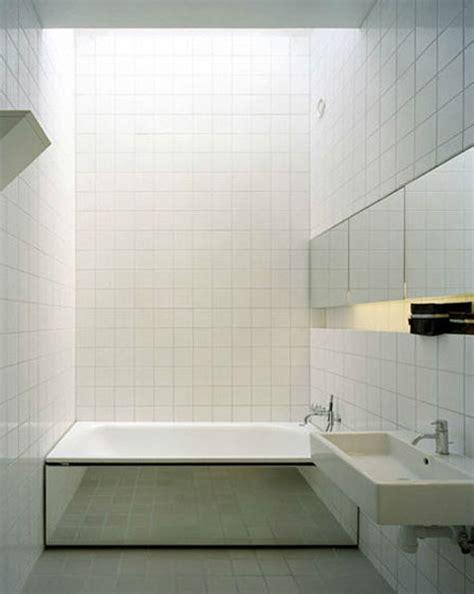 Carrelage Salle De Bain Design by Du Carrelage Blanc Dans La Salle De Bain C Est Zen