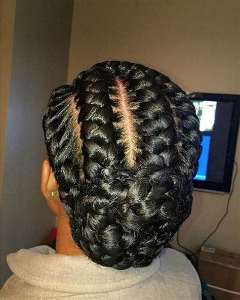 military hairstyles cornrows 31 goddess braids hairstyles for black women goddess
