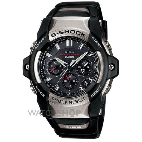 casio g shock gies s casio g shock giez alarm chronograph solar powered