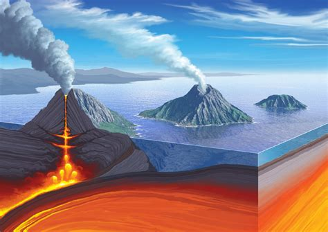 Why Are There Earthquakes And Volcanoes In Japan In