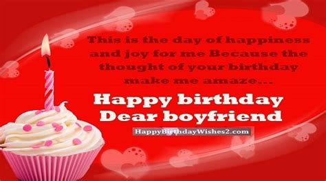 happy birthday quotes for boyfriend 100 happy birthday wishes text messages quotes for