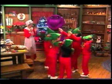 barney and the backyard gang christmas waiting for santa original version part 2 youtube