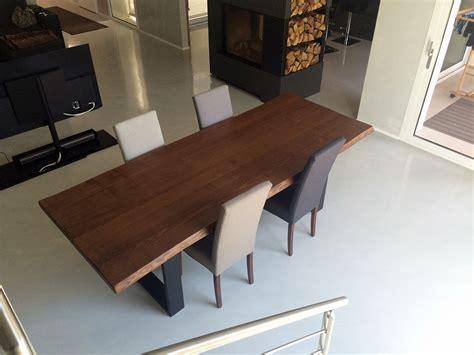 gambe tavolo metallo tavolo massello artigianale con gambe in metallo tavoli