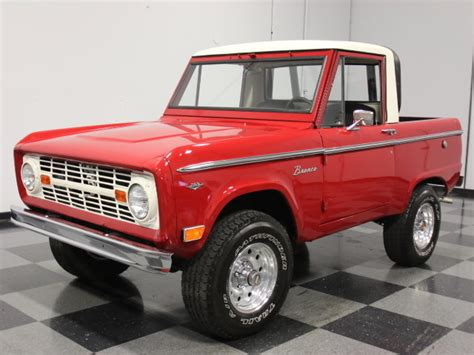 1968 Ford Bronco by 1968 Ford Bronco Streetside Classics The Nation S