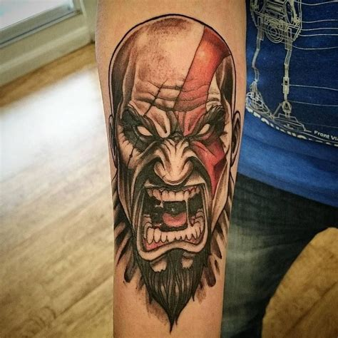 kratos tattoo 61 best images about inspiring ideas on