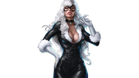 The Black Cat Marvel Comics M008 Iphone 5 5s Se Casing Custom Hardc black cat hd wallpaper and background image 1920x1080 id 506777
