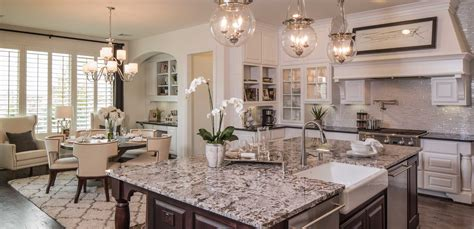 Kitchen Cabinets Dallas Texas Texas Luxury Homes Amp Custom Homes Huntington Homes Since