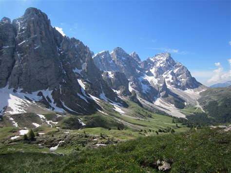 alta via 2 dolomitas ascenso a la marmolada dolomites the marmot post