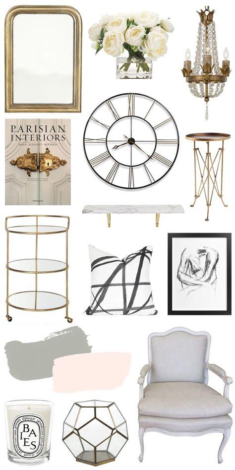 decor tips  style   parisian home decor bedroom