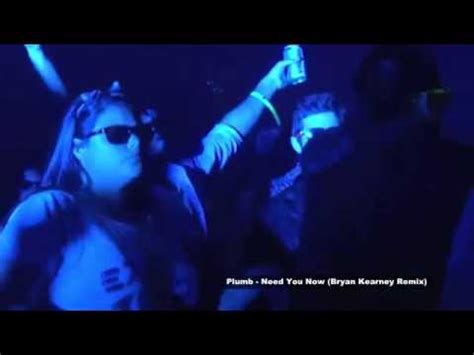 Where Is Plumb Now by Plumb Need You Now Bryan Kearney Remix Official Live