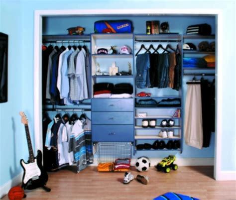 boys closet for fellas