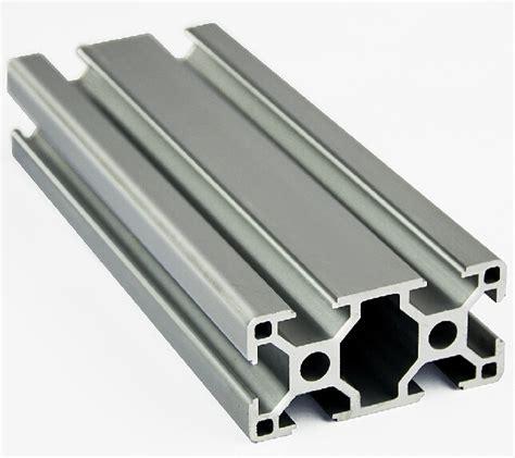 3060 aluminum profile extrusion 30 series aluminum length 1 meter on aliexpress