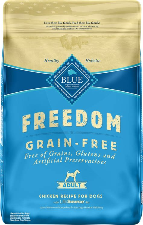 blue buffalo freedom puppy blue buffalo freedom chicken recipe grain free food 24 lb bag chewy