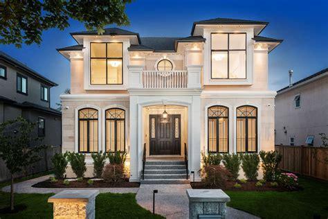 home house design vancouver west 33rd vancouver custom built home wallmark custom