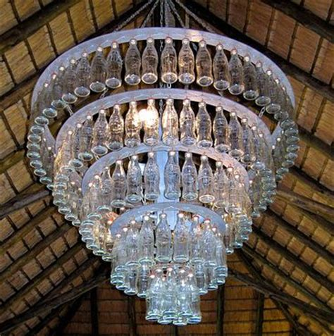 Coke Bottle Chandelier 25 Best Ideas About Coke Bottle Crafts On Soda Bottles Recycled Bottles And Glass